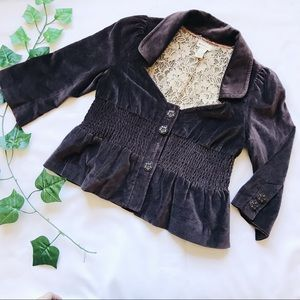 Anthropologie elevenses blazer jacket. Sz 4